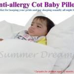 Cot-pillow