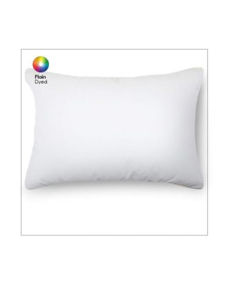 plain dyed pair pillow