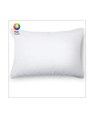 plain dyed pair pillow
